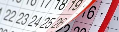 Calendario electoral 2017