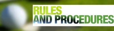 Reglas y Procedimientos para las Resevas de Salidas